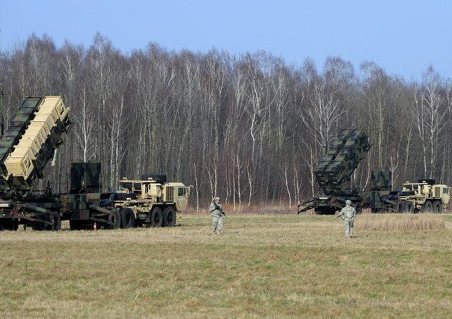 Defesa antimísseis dos EUA na Polônia