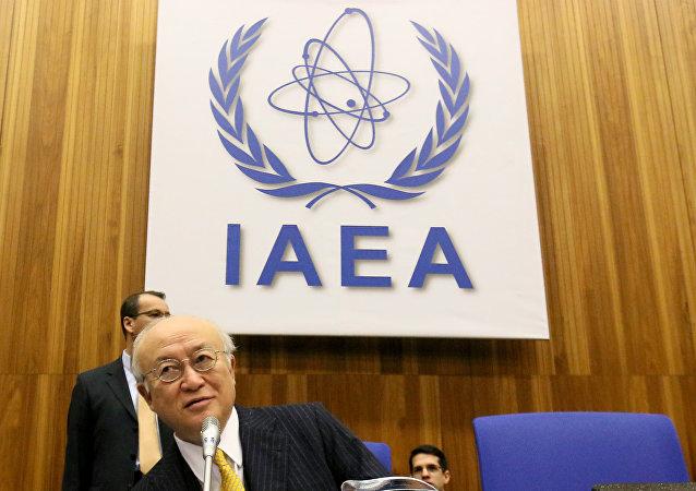 Yukiya Amano, o diretor geral da Agência Internacional de Energia Atômica (AIEA)