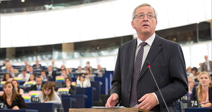 Presidente da Comissão Europeia Jean-Claude Juncker (foto de arquivo)