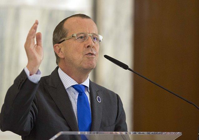 Enviado especial da ONU para Líbia, Martin Kobler