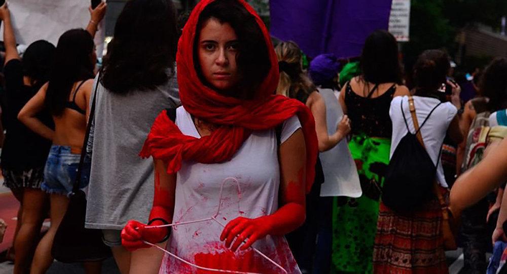 Estupro coletivo Rio