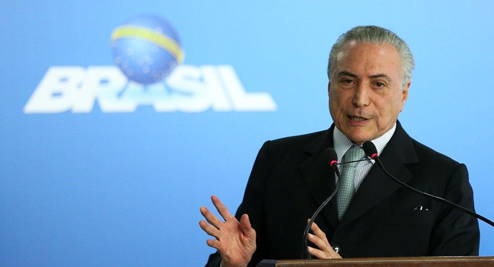 Funaro depõe na PF de Brasília