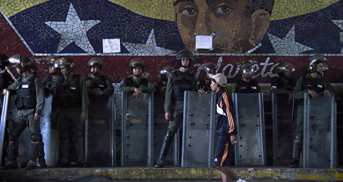 Venezuela protestos