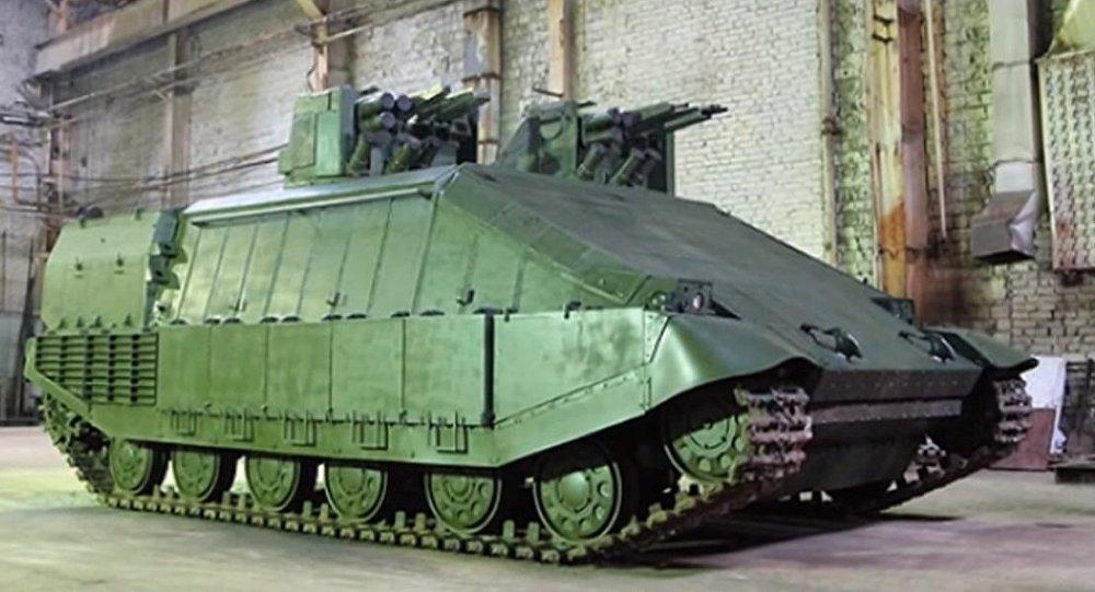 Ucr nia tem novo tanque t rex nos planos sputnik brasil for Tanques para cachamas