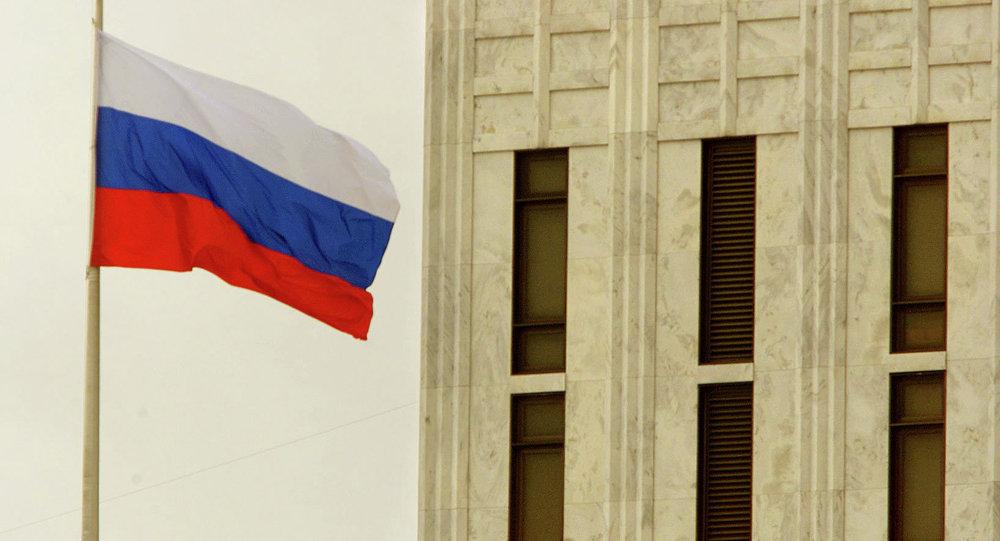 Embaixada da Rússia em Washington, Estados Unidos