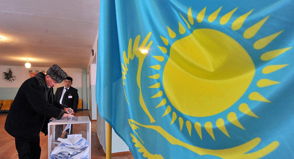 As eleições presidenciais no Cazaquistão, abril 2011