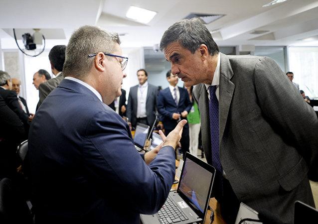 Comissão Especial do Impeachment 2016 (CEI2016) realiza reunião para ouvir testemunhas de acusação