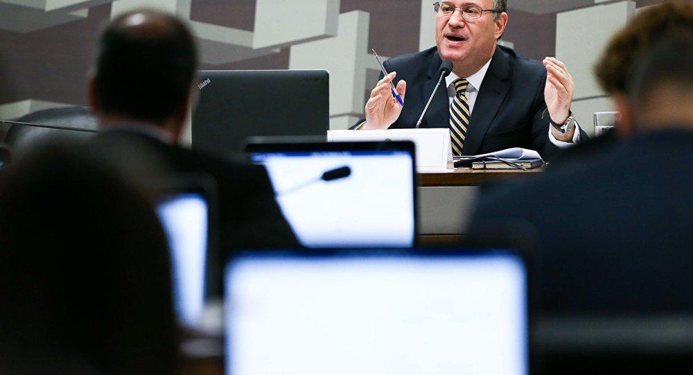 Senado faz avaliação e aprova economista Ilan Goldfajn para presidência do Banco Central