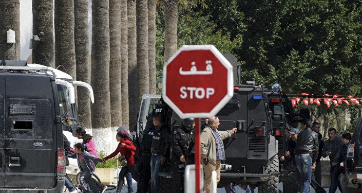Atentado na Tunísia.