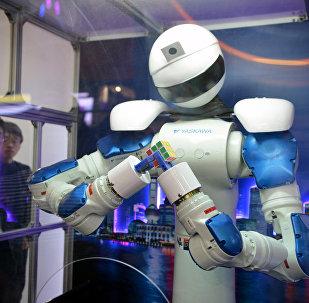 Robô chinês