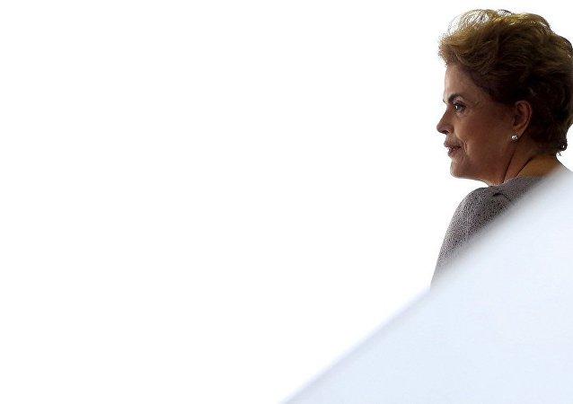 Presidenta do Brasil Dilma Rousseff