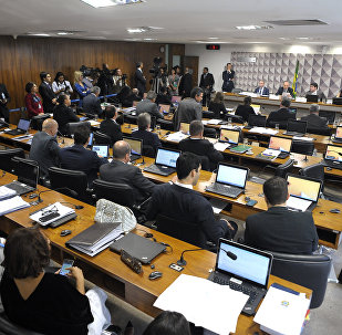 Comissão Especial do Impeachment no Senado Federal