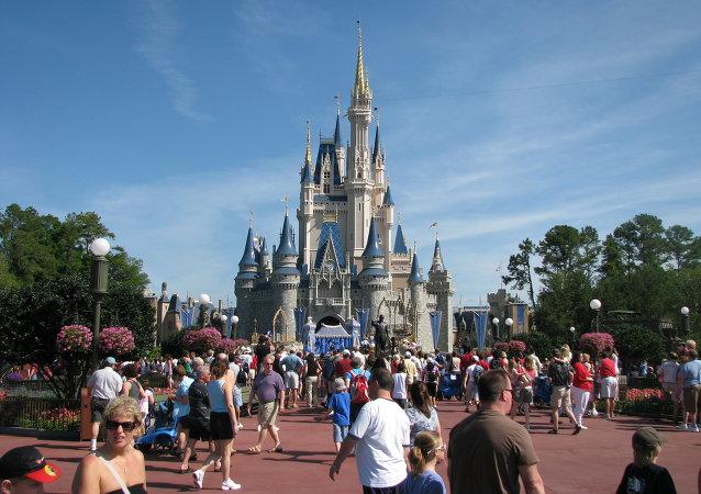 Castelo da Cinderella - Walt Disney World