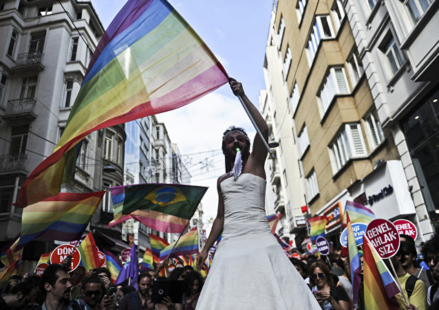 Parada gay na Turquia, 2014