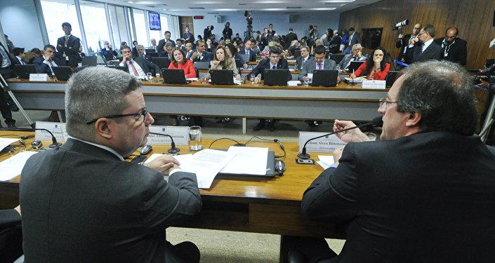 Comissão do Impeachment ouve duas testemunhas em defesa de Dilma