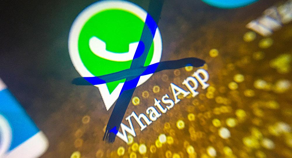 Aplicativo de mensagens WhatsApp ficou fora do ar em várias partes do mundo nesta quarta-feira