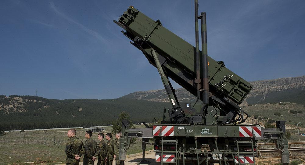 lançador de mísseis europeu