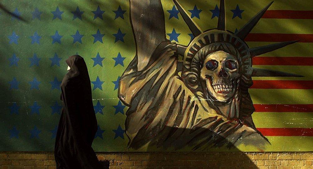Grafite em Teerã