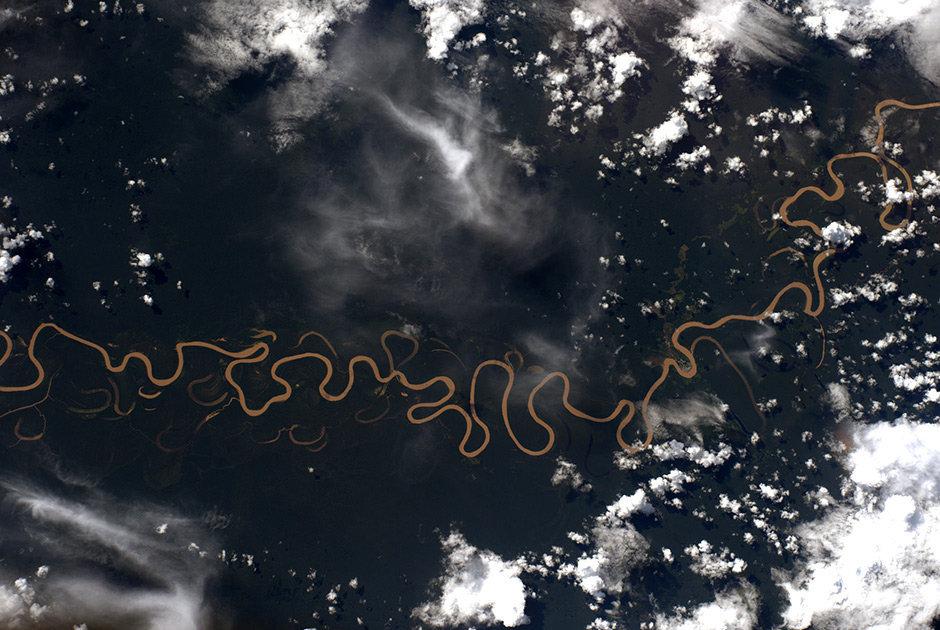 A bacia do rio Amazonas