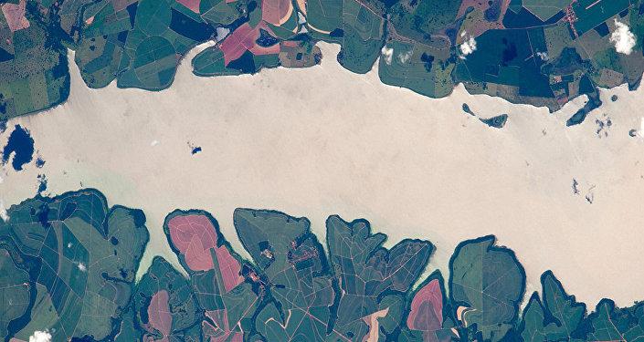 Um lago brasileiro desconhecido