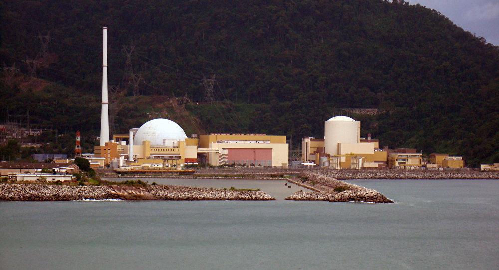 Usina Nuclear de Angra dos Reis