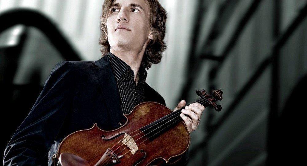 O violista russo Vladimir Babeshko é destaque na V Semana Internacional de Música de Cãmara no Rio