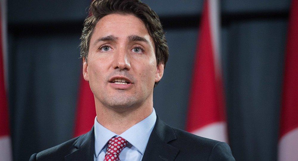 Primeiro-ministro canadense Justin Trudeau