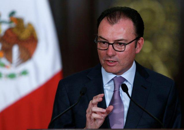 Secretário de Relações Exteriores do México, Luis Videgaray