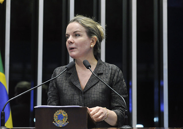 Senado entra com representação no CNJ contra juiz por busca e apreensão em casa de Gleisi