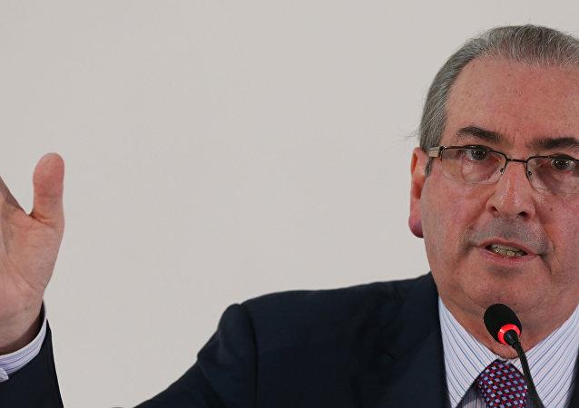 Defesa de Cunha apresenta recurso contra decisão de cassação do Conselho de Ética