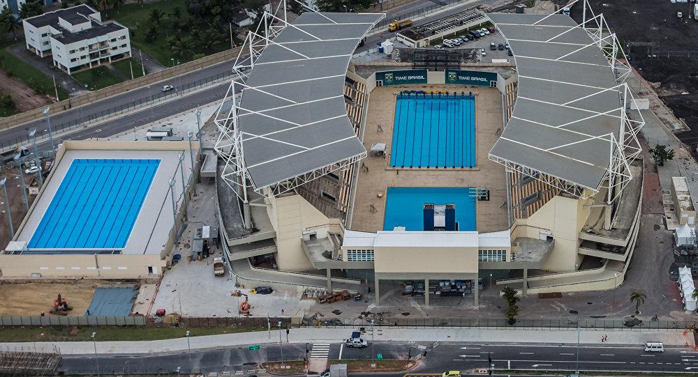 Equipe de natação é uma das maiores esperanças do Brasil nas Paralimpíadas do Rio