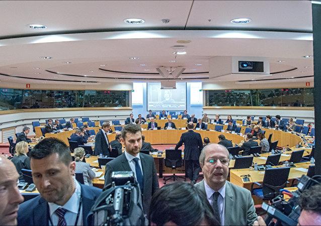 Parlamento europeu se reúne para discutir o futuro do bloco