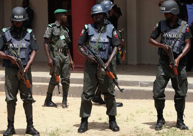 Polícia da Nigéria