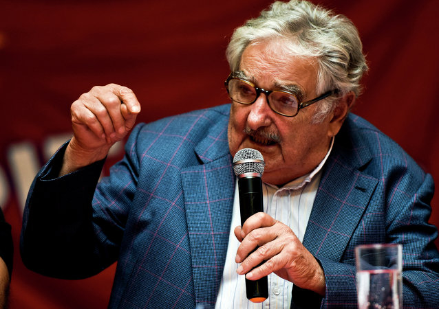 Presidente do Uruguai, José Mujica.