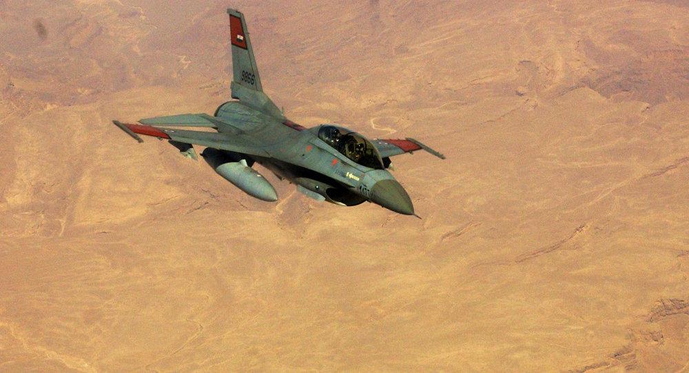 F-16 da Força Aérea do Egito