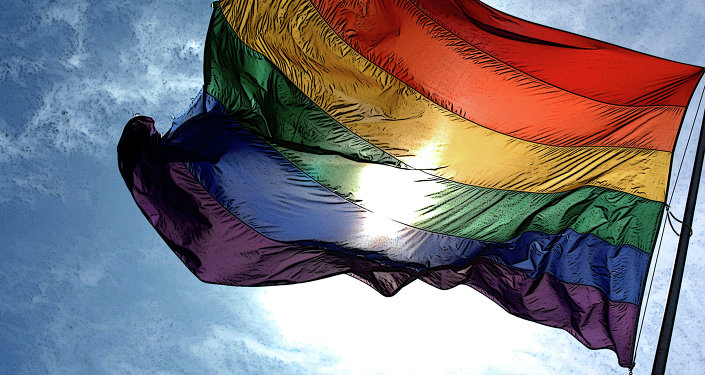 Bandeira do movimento LGBT