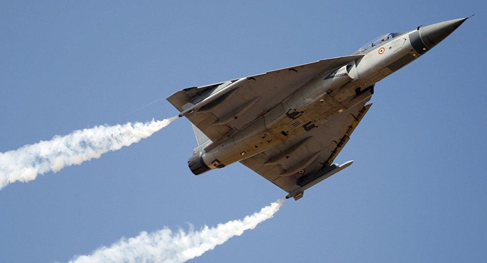 Tejas da Força Aérea da Índia