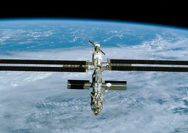 Estação Espacial Internacional (imagem referencial)