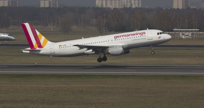 Avião da empresa Germanwings