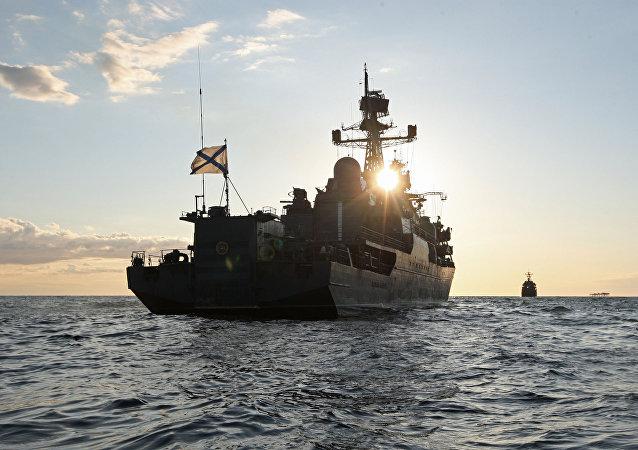 Navio de patrulha russo, Yaroslav Mudry