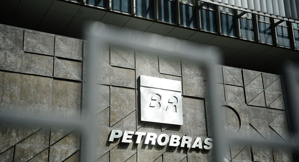 Edifício-sede da Petrobras no Rio de Janeiro