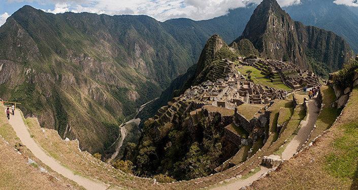 Machu Picchu, Peru (imagem ilustrativa)
