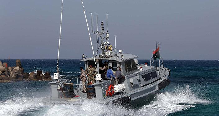 Guarda Costeira da Líbia (foto de arquivo)
