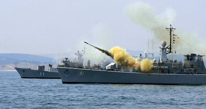 Os treinamentos no mar Negro, Bulgária