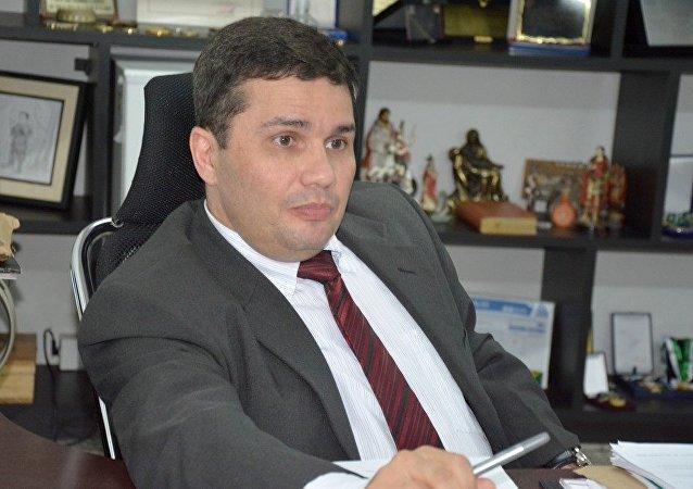 Secretário de Segurança Pública do Amazonas , Sérgio Fontes descarta ocorrências de bomba em Manaus