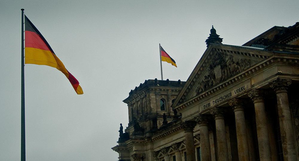 Bundestag, sede do parlamento alemão
