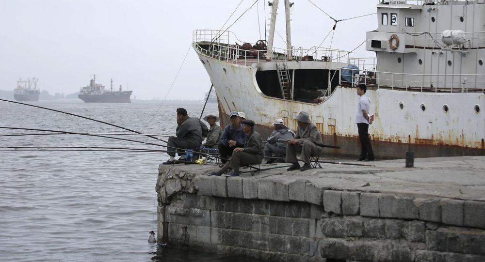 Navio de pesca