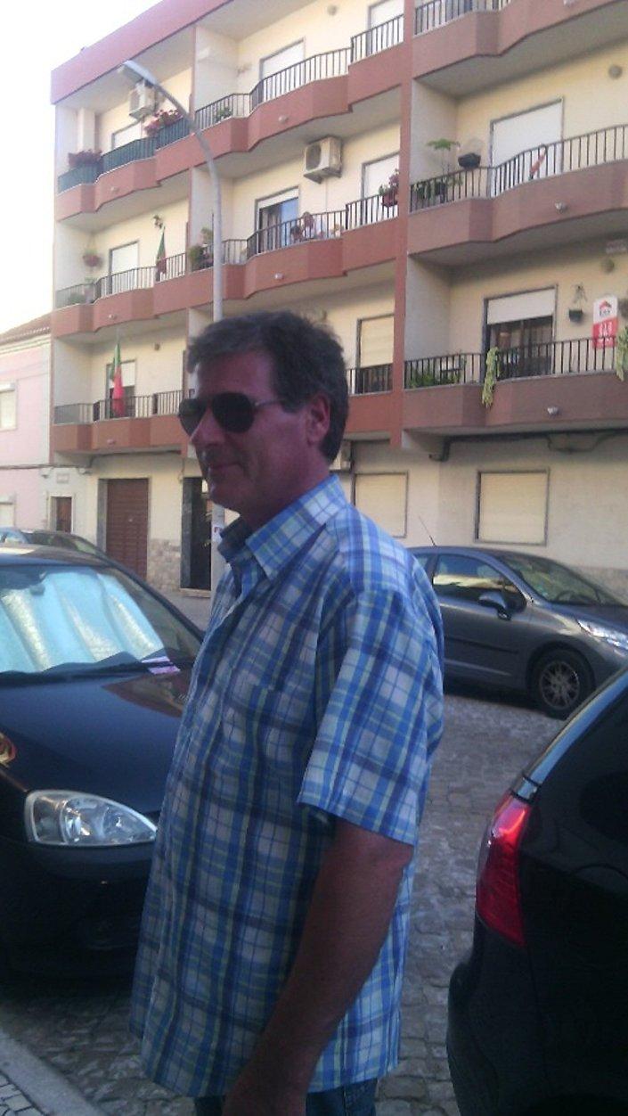 Rui Madeira, comerciante em Portugal