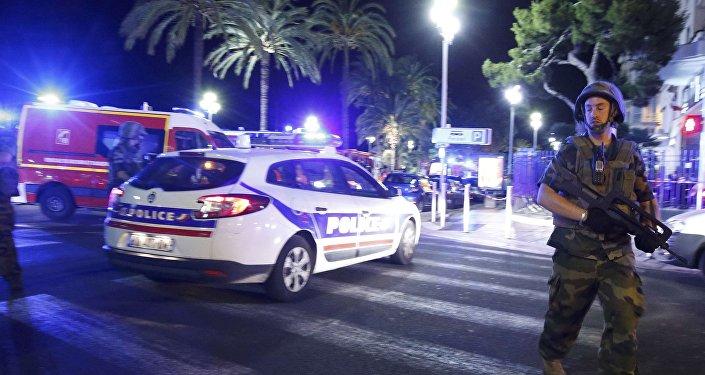Nice depois de atentado