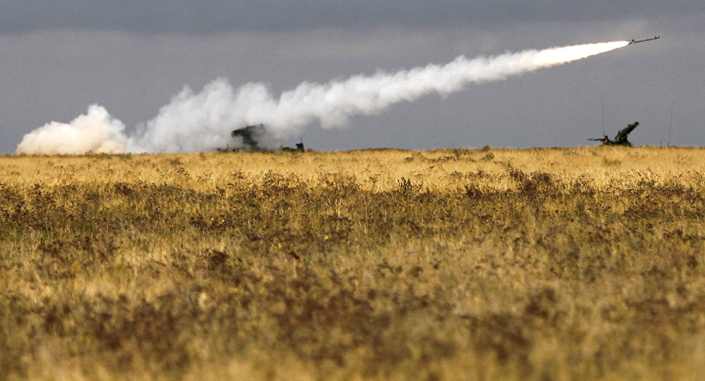 Sistema de defesa antiaérea Strela 10